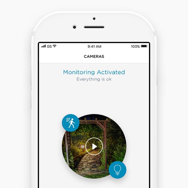 application smartphone sécurité